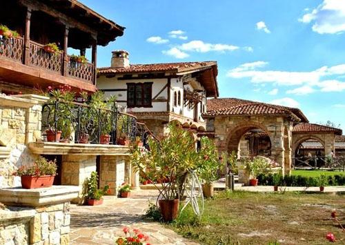 Хисар в Болгарии, фото