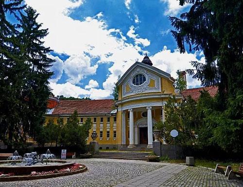 банкя в болгарии