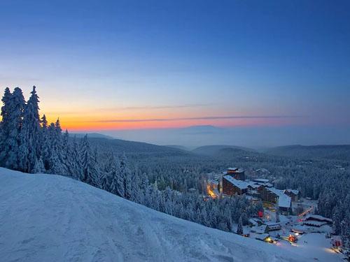 горнолыжный курорт Боровец, Болгария, фото