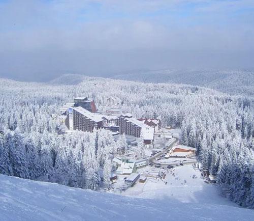 курорт Боровец, Болгария, фото