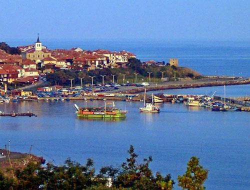 курорт Несебр, Болгария, фото