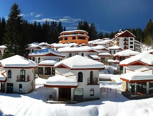 курорт Пампорово, Болгария, фото