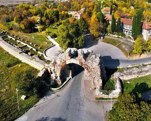 курорт Хисар, Болгария