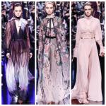 Обзор модной коллекции Elie Saab осень-зима 2017/2018