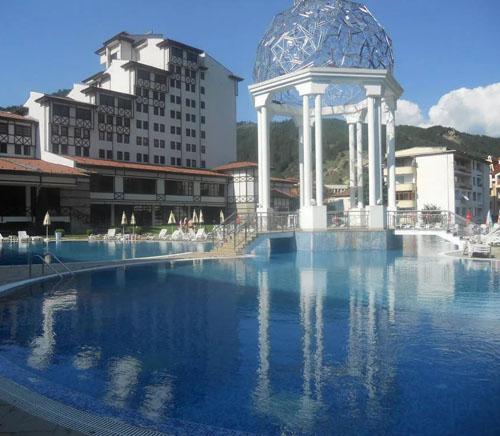отель в Девин, Болгария, фото