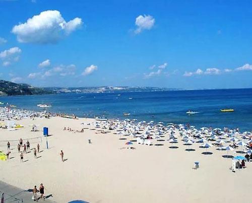 пляжи Албена, Болгария, фото