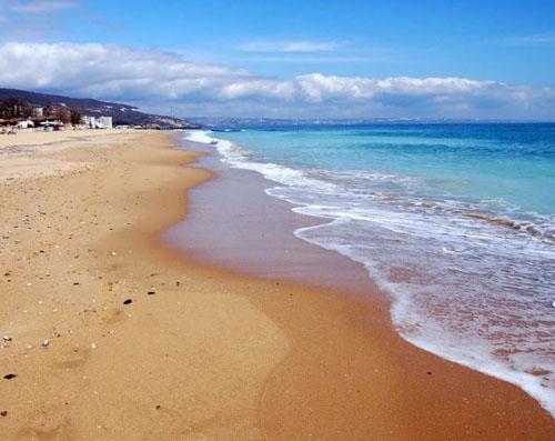 пляжи Золотые Пески, Болгария, фото