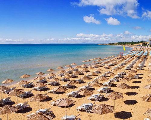 пляжи Солнечный Берег, Болгария, фото