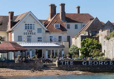 The George Hotel - остров Уайт