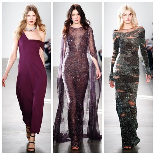обзор модной коллекции Pamella Roland осень-зима 2017-2018
