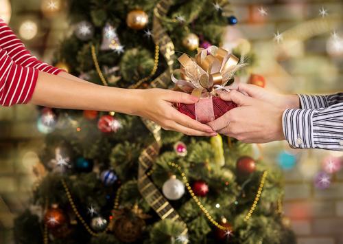 подарки коллегам на новый год - 2018
