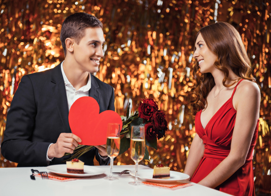 романтический подарок на 14 февраля