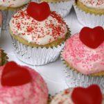 Капкейки на 14 февраля — как приготовить самостоятельно