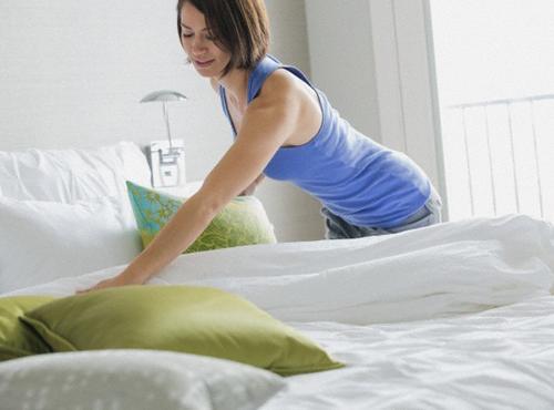 постельное белье и простыни