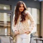 Модный свитер — одежда, без которой никуда!