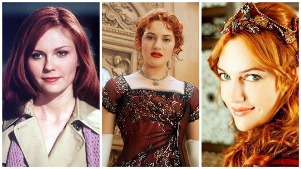 7 рыжеволосых актрис, покоривших сердца зрителей
