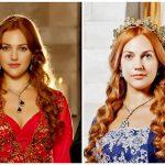 Платья Хюррем Султан — как менялся стиль героини сериала «Великолепный век»