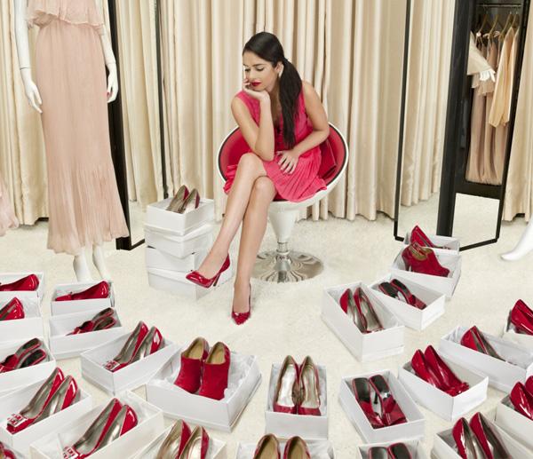 как правильно выбрать женскую обувь -