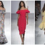 Обзор модной коллекции Tadashi Shoji — весна-лето 2018