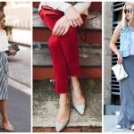 Самая модная обувь на лето 2018