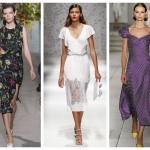 Самые модные платья на лето 2018