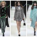 Обзор модной коллекции Emporio Armani осень-зима 2018-2019