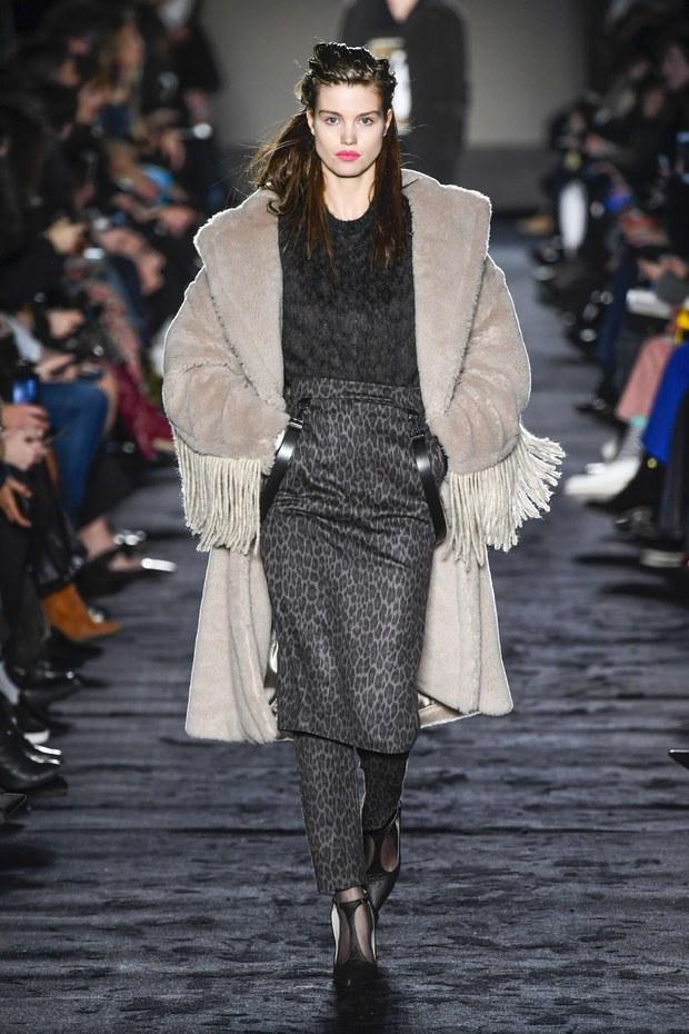 модная коллекция Max Mara осень-зима 2018-2019