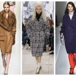 Самые модные пальто осени 2018 — обзор модных тенденций