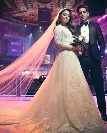 свадьба афшан азад