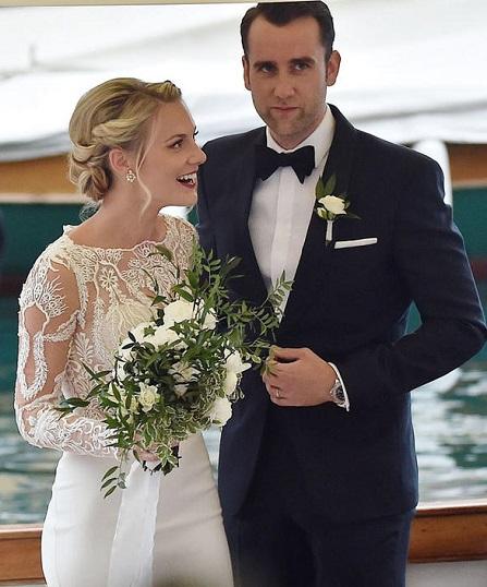свадьба мэтью льюиса