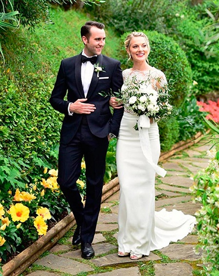 свадьба мютью льюиса и анджелы джонсон, фото