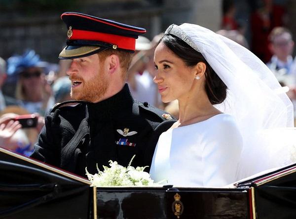 свадьба пр нца гарри и меган маркл