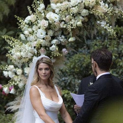 свадьба эшли грин