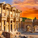 Эфес – красота античности