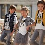 Стильная детская брендовая одежда