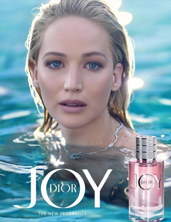 новый женский аромат joy be dior - осень 2018