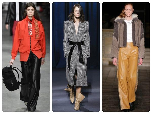 пять смаых модных вещей этой осени - женский осенний гардероб 2018