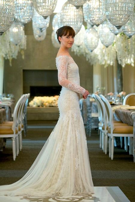 свадебное платье анатейши стил