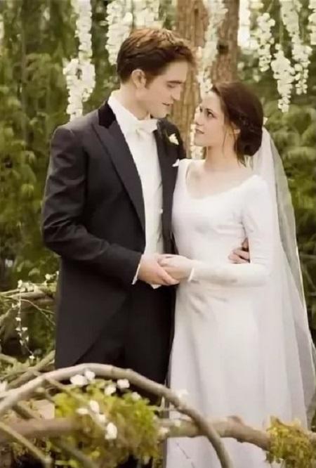 свадебное платье - белла свон