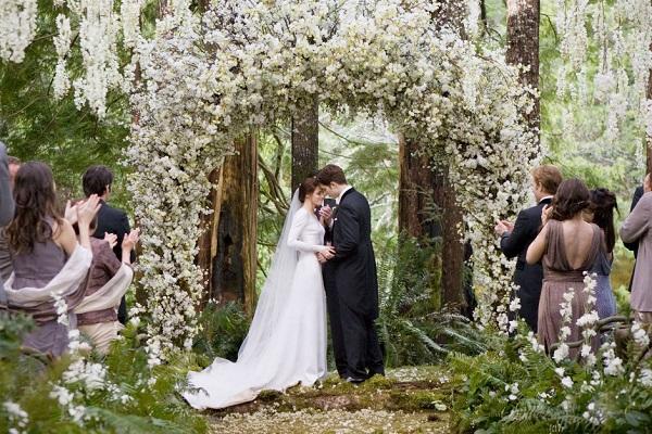 свадебное платье беллы свон из фильма сумерки