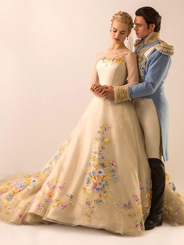 свадебное платье золушки из фильма