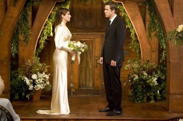 свадебное платье из фильма предложение