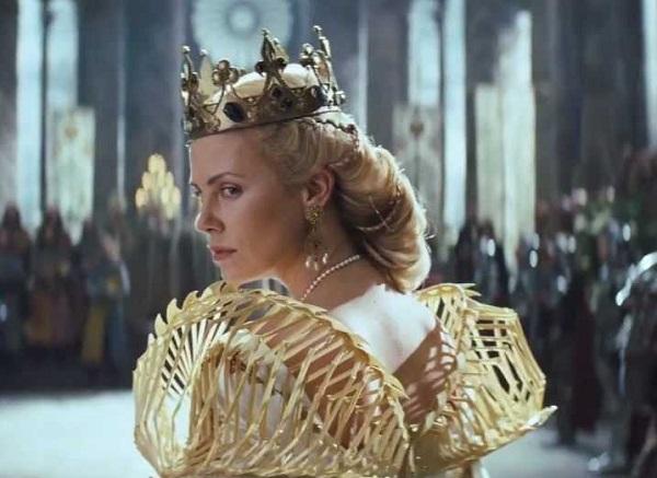 свадебное платье равены из фильма про белоснежку