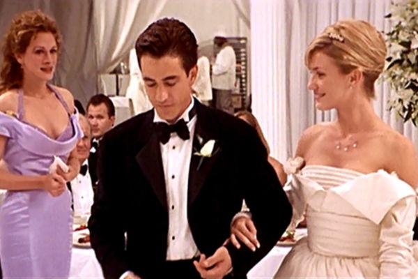 свадебное платье - фильм свадьба лучшего друга