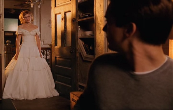 свадебное платье, фильм человек паук