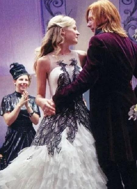 свадебное платье - флер делакур