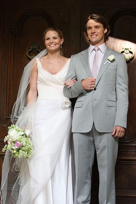 свадебное платье - фото, эллисон камерон