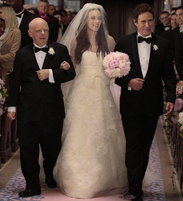 свадебное платье - шарлотта йорс, сериал секс в большом городе