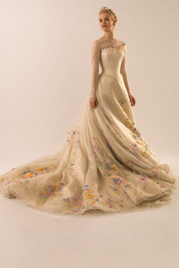 свадебное платье эллы из фильма золушка (2)