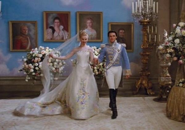 свадебное платье эллы из фильма золушка